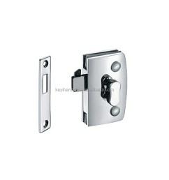 thumb turn door lock for double swinging glass door commercial glass door lock [ 1000 x 1000 Pixel ]