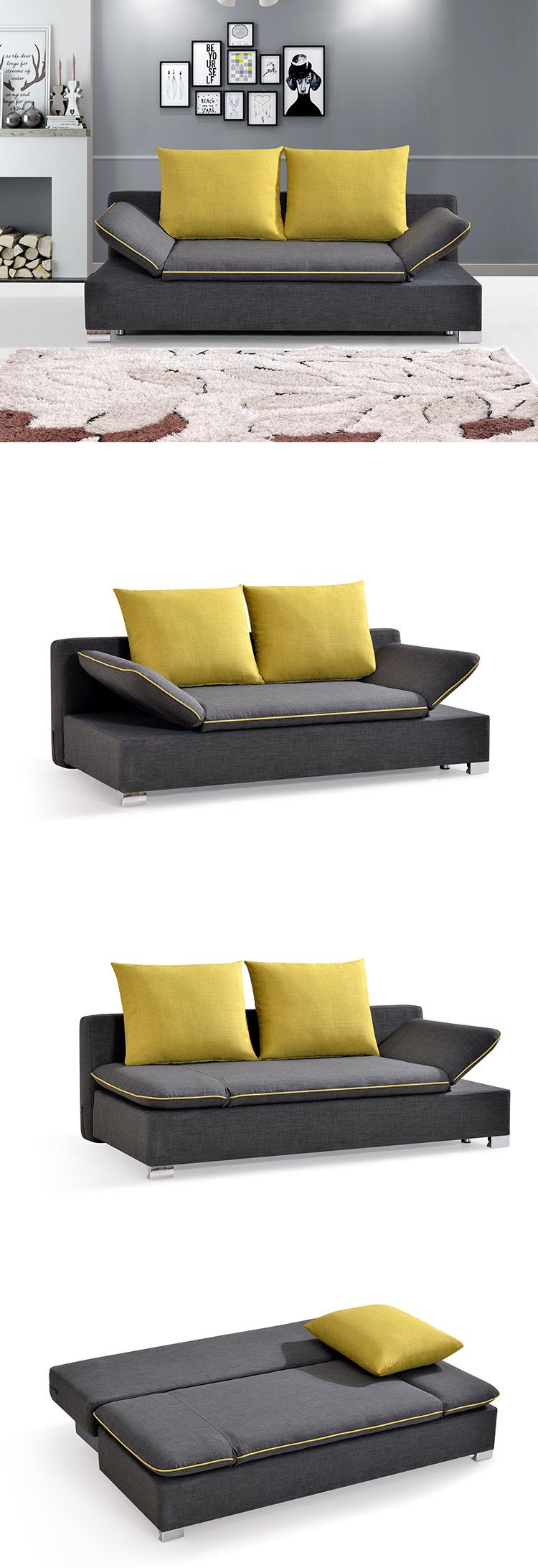 Modern Japanese Tatami Folding Smart Sofa Bed With Storage Living Room Sofas Aliexpress