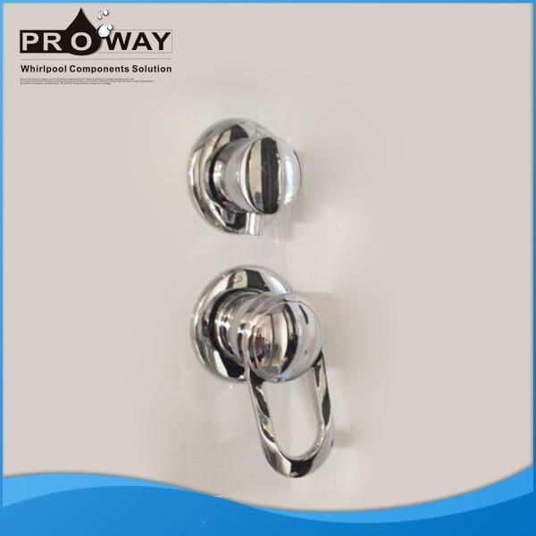 Diameter 90mm Plastic Cover Shower Floor Waste Linear
