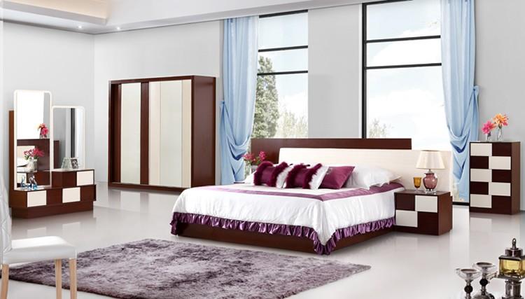 moderne lit chambre meubles ensemble de chambre king size meubles de chambre a coucher de