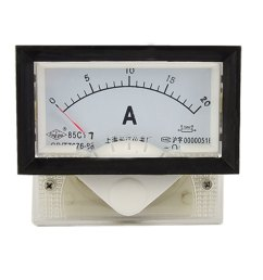 get quotations measure 85c17 dc 0 20a amp pointer analog panel ammeter 0 00ammeter20 0 [ 1100 x 1100 Pixel ]