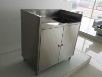 Commercial Custom Stainless Steel Ready Made Kitchen ...