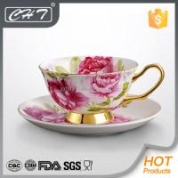 Good Quality Porcelain Dinnerware Set Bone China Tea Cups ...