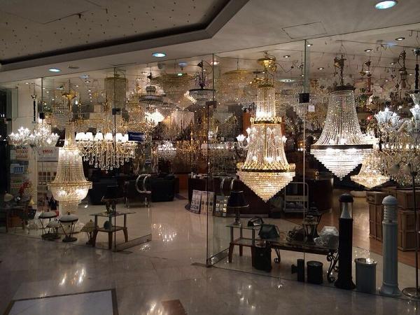 Modern Fancy Crystal Chandelier S In Dubai