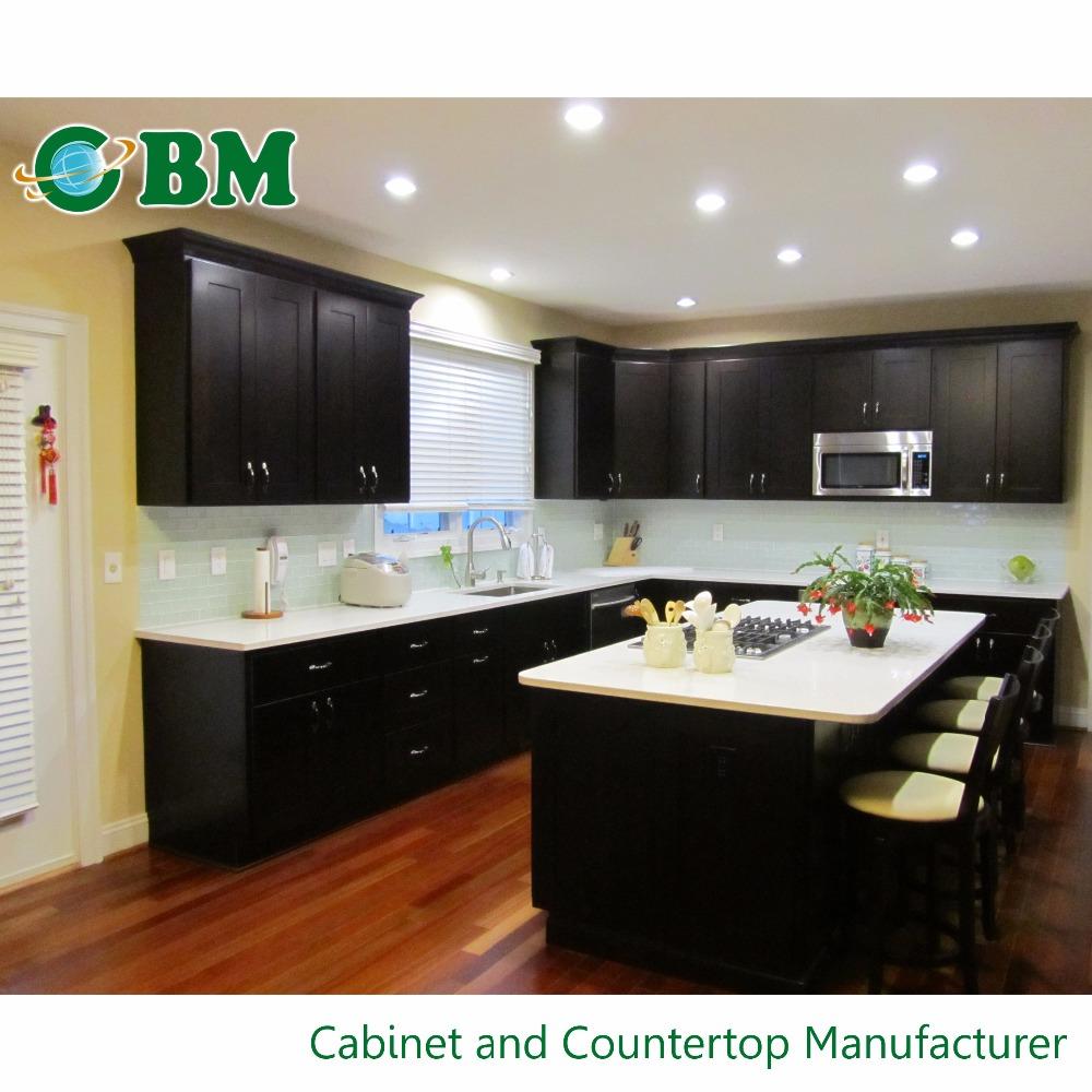 Hot Sale American Kitchen Design With Granite Countertops