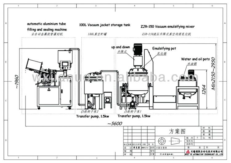 Multi Functional Plastic Resin Homogenizer Mixing Machine