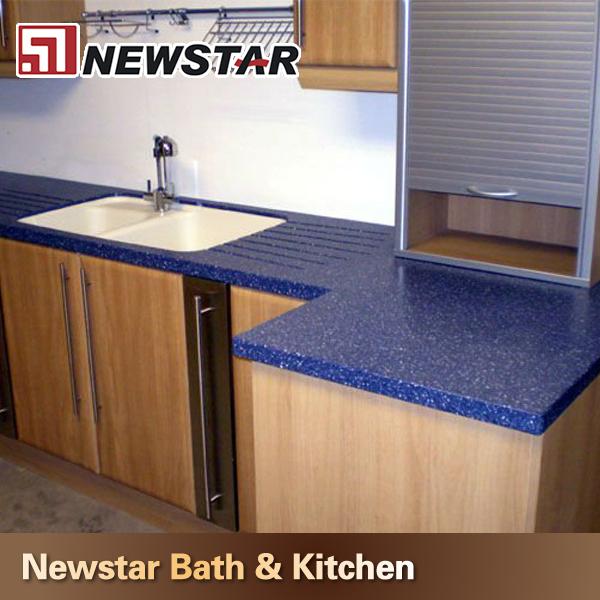 wooden kitchen table sets sink images design dark blue quartz countertops - buy ...