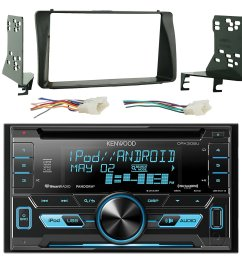 get quotations kenwood dpx302u double din cd mp3 player stereo receiver bundle combo with metra 2 din [ 1500 x 1500 Pixel ]