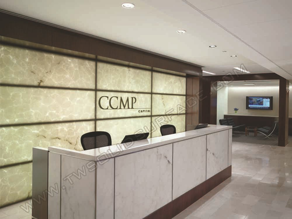 Clinic Reception Counter Reception Counter Wooden