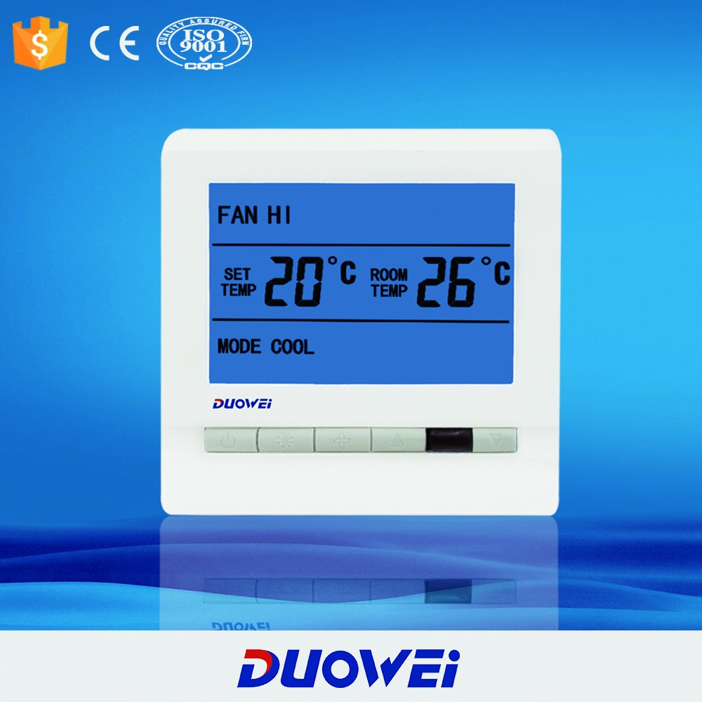 hight resolution of room management central air conditioner thermostat