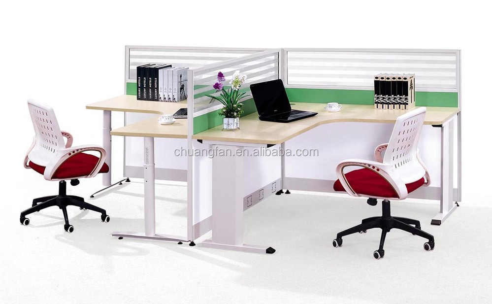 Dual Workstation Officefurniture DeskDouble To Face