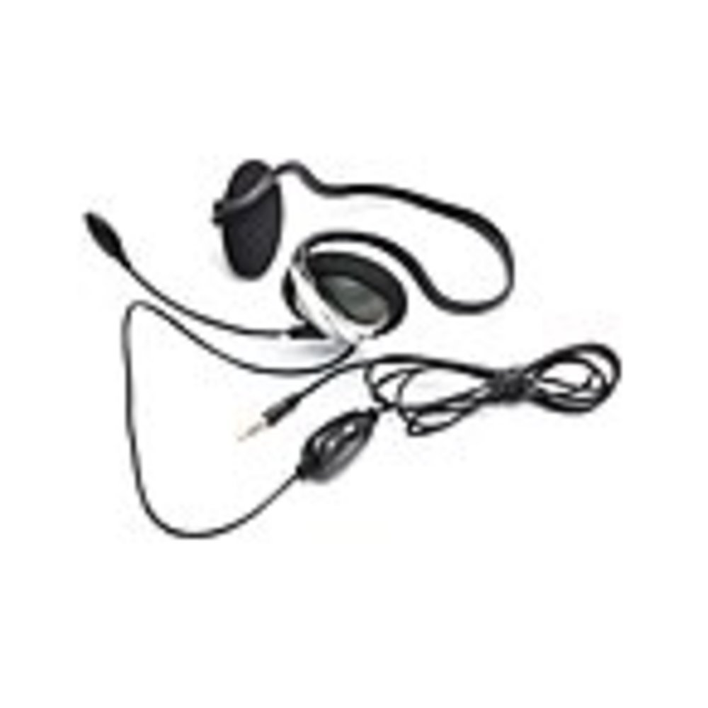 Buy Plantronics Supra H61N Binaural Headset with Noise