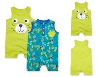 Wholesale Newborn Baby Clothes Romper Bamboo Baby Onesie ...