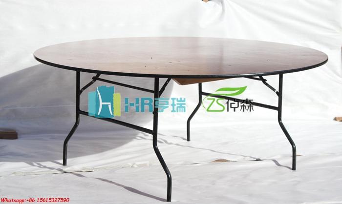 Contrachapado de madera plegable mesa de restaurante del hotel de la bodaMesas de maderaIdentificacin del producto60522107467spanishalibabacom