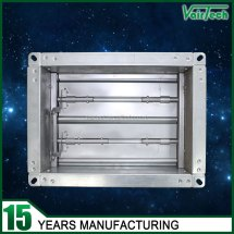 Air Conditioning Vent Damper - Year of Clean Water