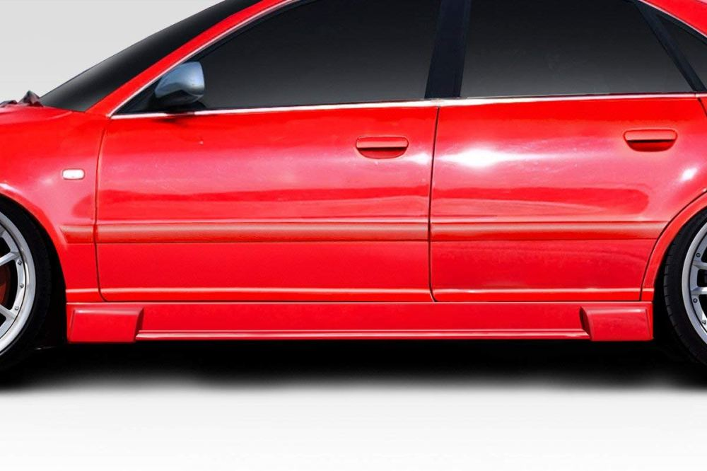 medium resolution of get quotations duraflex ed evb 225 version 1 side skirts 2 piece body kit