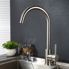 Kitchen Faucets For Sale 4 Piece Stainless Steel Package New Arrival Nickel Brushed Contemporary