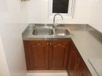 Custom Stainless Steel Modular Kitchen Cabinets - Buy ...