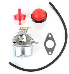 get quotations carburetor carb for toro snowblower 38035 38052 38054 38052c 38035c 38056 tecumseh 632107 640084 with free [ 1000 x 1000 Pixel ]