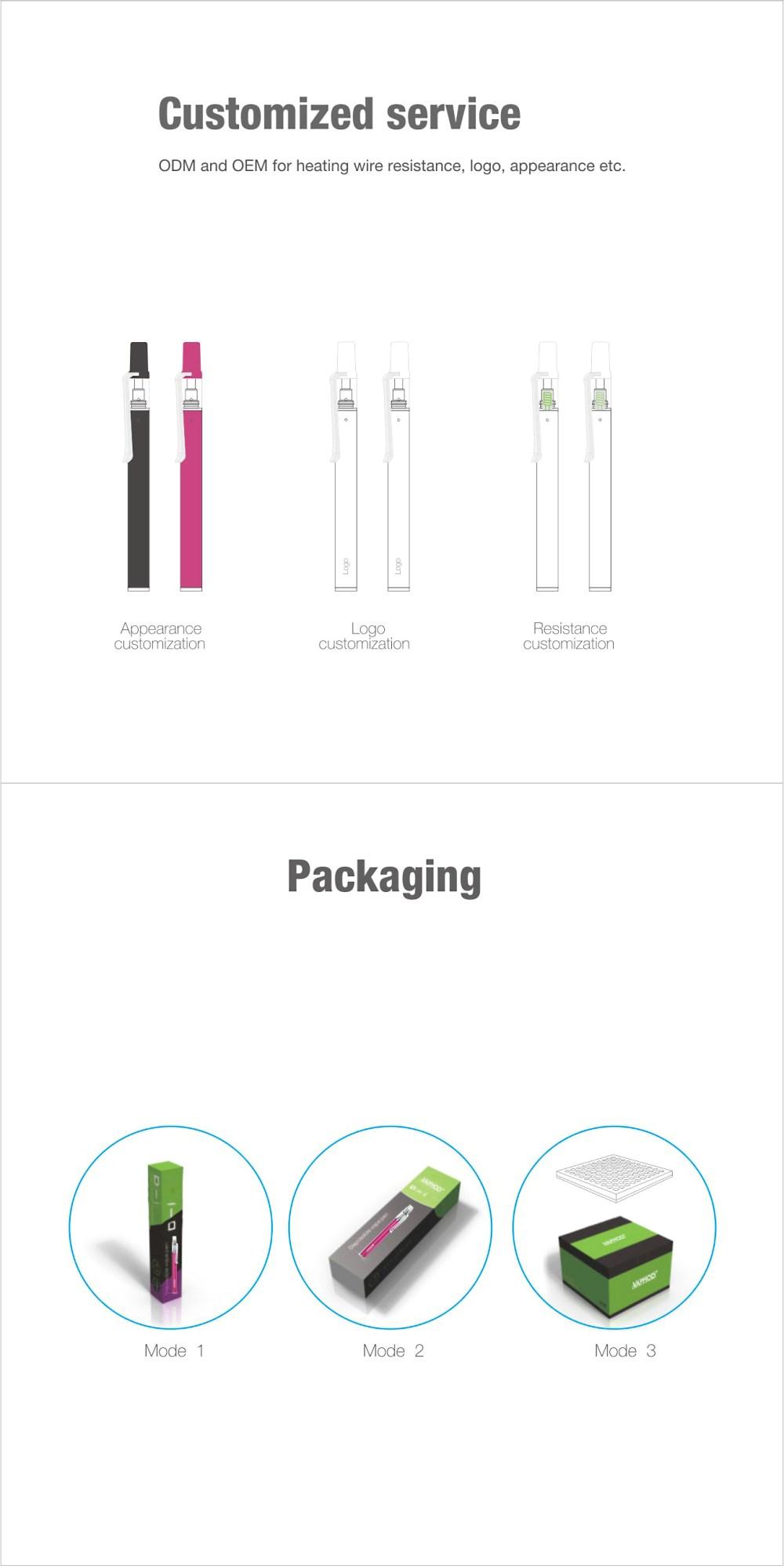 medium resolution of 2018 new product vapmod disposable vape pen cbd oil e pen empty disposable hookah pen