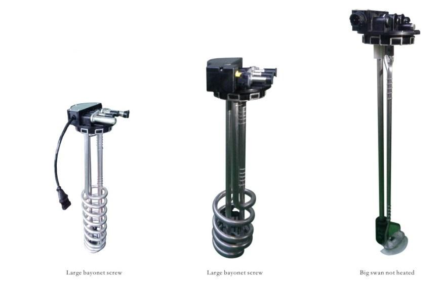 Lh A-1350 Adblue Level Sensor For Volvo Engine / B-a1350mm