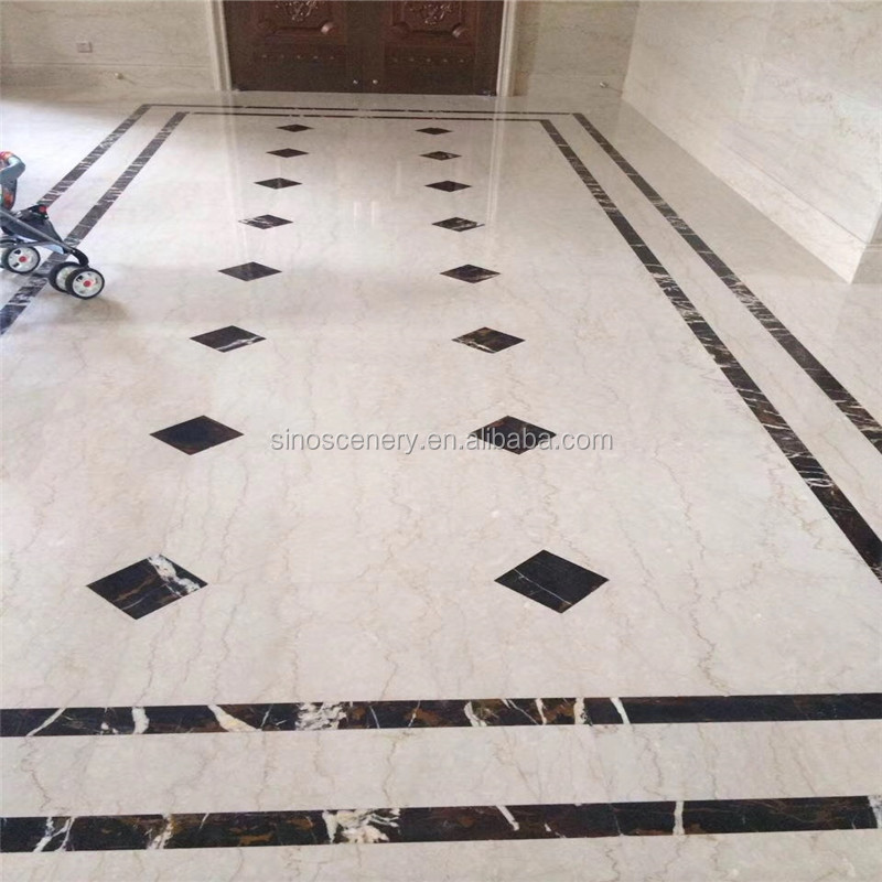 Marble Floor Design Pictures With Botticino Beige Marble