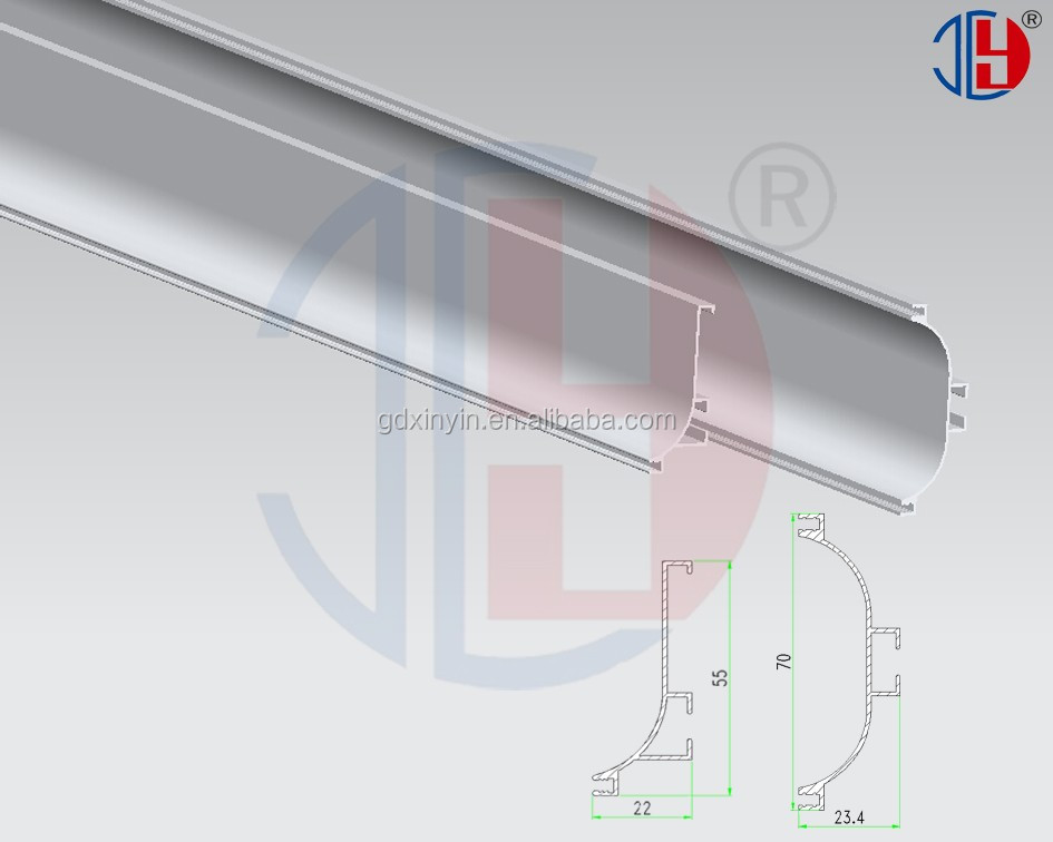Pull Handle  Edge Banding Frame Aluminum 6063 Series