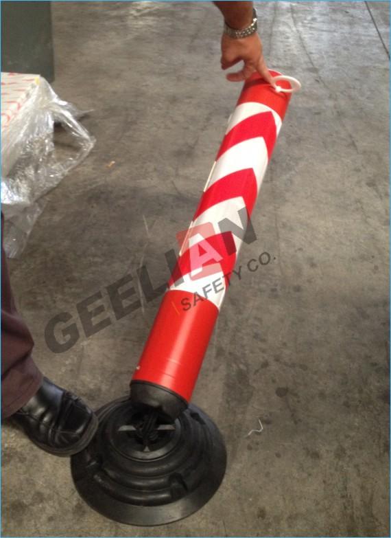 Road Safety Plastic Reflective Roadside Pole  Buy