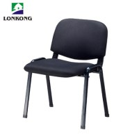 Armless Stackable Office Visitor Chair Training Staff Used ...