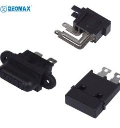 panel mount auto blade fuse holder [ 1000 x 1000 Pixel ]