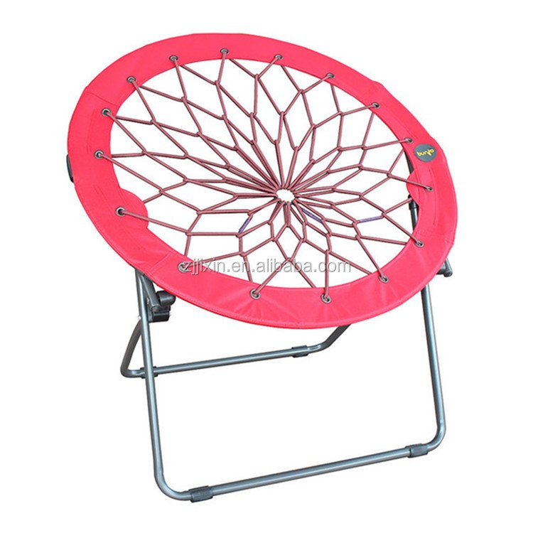 bungee chair for kids bar chairs walmart dining room folding round bunjo buy
