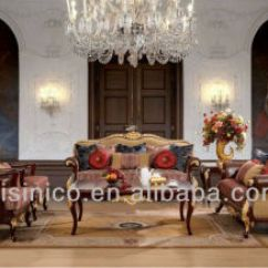 Spanish Style Living Room Furniture Windows Ideas Antique Sofa Sets Classic European Luxury