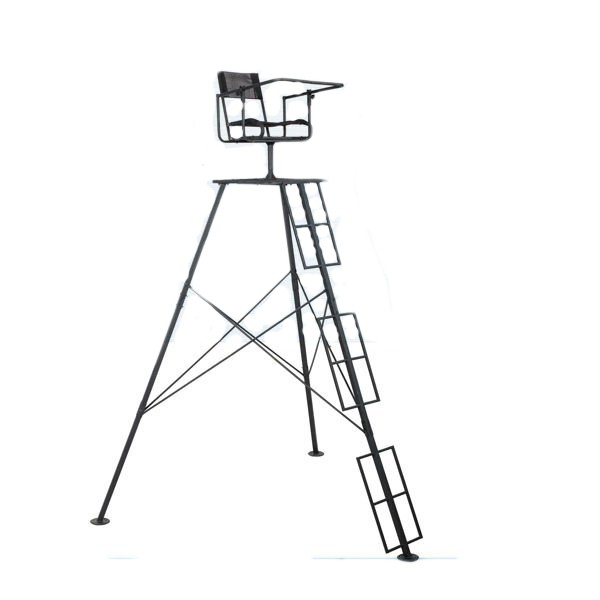 10ft Rotation Hunting Tripod Tree Stand /tripod/quad Pod