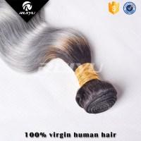 Grey human hair weaving, Grey human hair for braiding ...