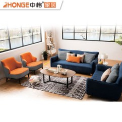 Modern Wooden Sofa Set Designs For Living Room Chester Home Furniture Fashionable Fabirc Sectional 7 Seater Design