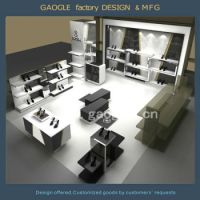 2014 Furniture For Shoe Store Floor Plan Displays.shoes ...