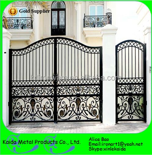 Iron Gate Wrought Iron House Gate Design Buy Wrought Iron Gates
