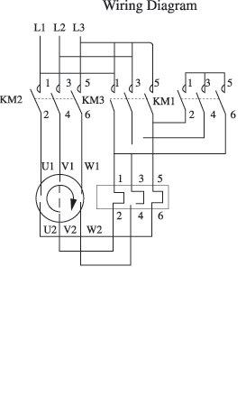 LC3-D803 Star-delta Reduced Voltage Starter, View Star
