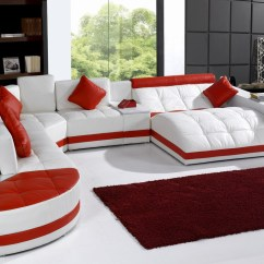 U Shaped Sofa Leather How To Make A Slipcover For New Design Corner And Sectional Buy