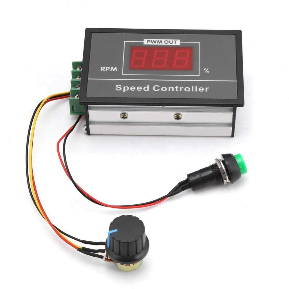 medium resolution of get quotations pwm fan controller 6 60v dc motor speed controller pwm dimmer