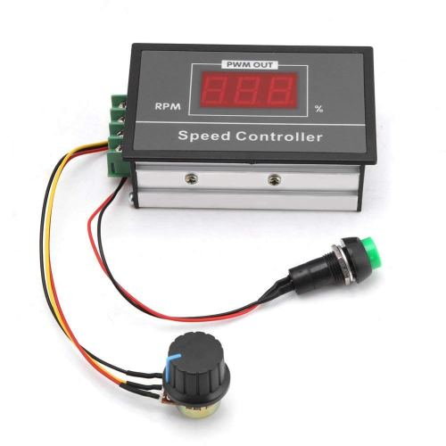 small resolution of get quotations pwm fan controller 6 60v dc motor speed controller pwm dimmer
