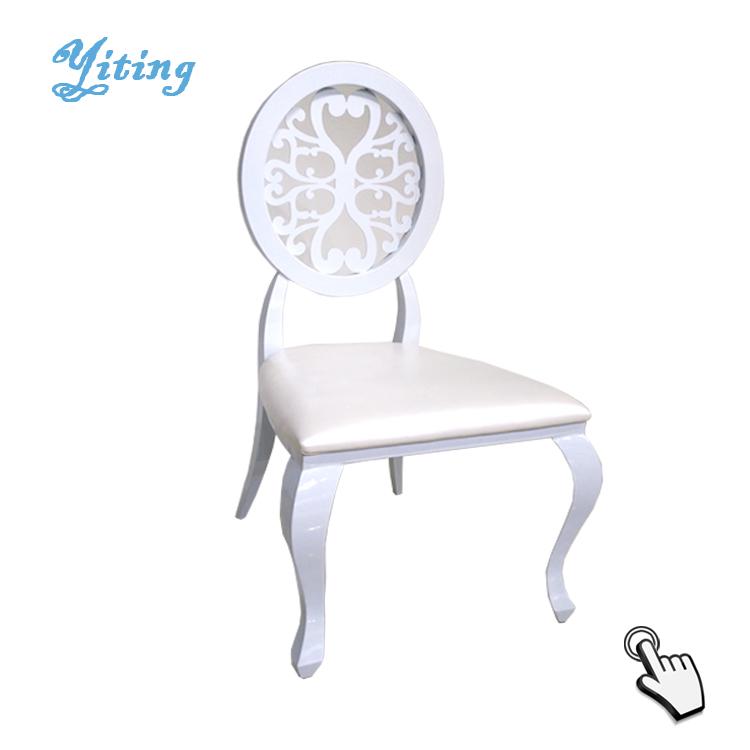 ghost chair replica office posture luxury wedding louis kids wholesale aluminum stainless steel