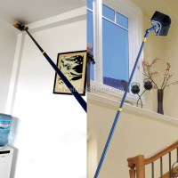 Ceiling Cleaning Tool Long Handle Wall Cleaning Brush ...
