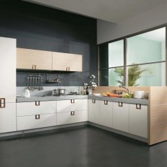 Wholesale Kitchen Large Sinks L Shaped Modular Designs Acrylic Cabinets Price Island Factory Cabinet