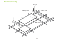 t runner ceiling installation | Integralbook.com