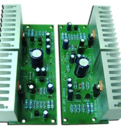 get quotations power amplifier otl 30w 30w stereo r1 assembled electronic circuit fa657 [ 1500 x 1296 Pixel ]