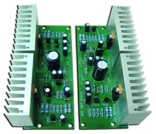 small resolution of get quotations power amplifier otl 30w 30w stereo r1 assembled electronic circuit fa657