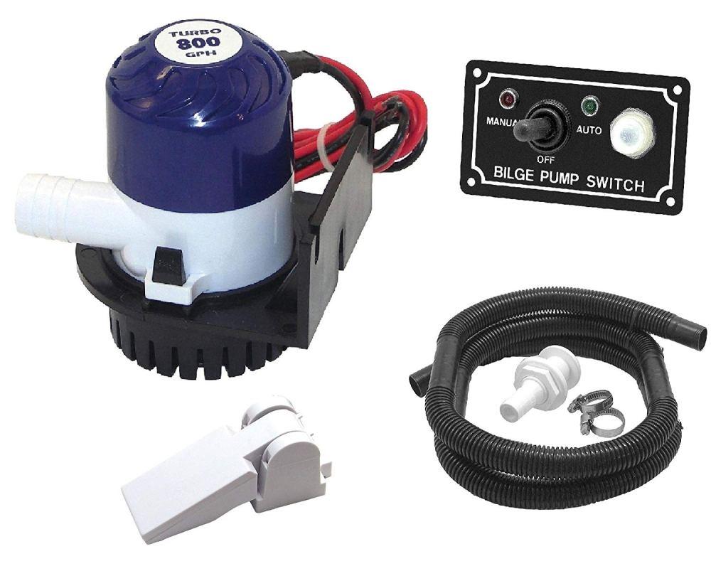 medium resolution of shoreline marine complete bilge pump system 800gph bilge pump float switch switch 3