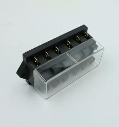 auto car bus dc 32v 6 way fuse box for middle size blade fuse atc [ 2000 x 2000 Pixel ]