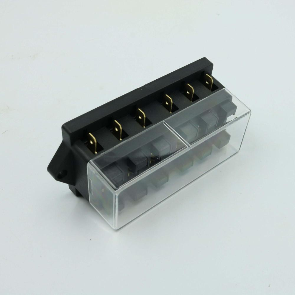 medium resolution of auto car bus dc 32v 6 way fuse box for middle size blade fuse atc